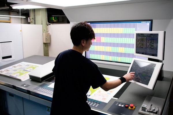 効率化を叶えるオンデマンド印刷・UV印刷も