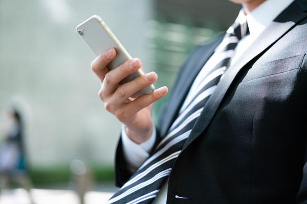 スマートフォンアプリは当たり前の時代に