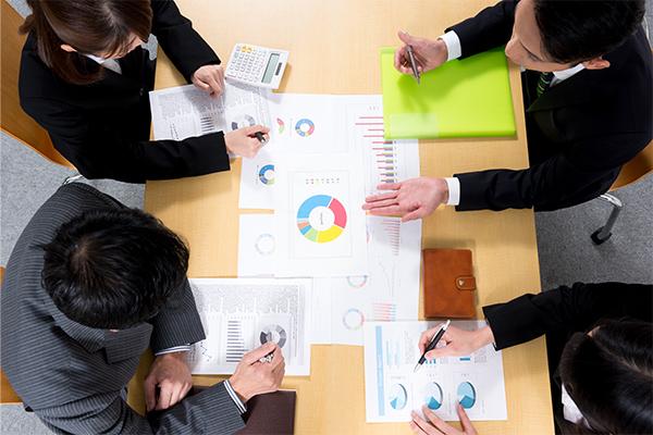 販売促進会議への参加、強化提案