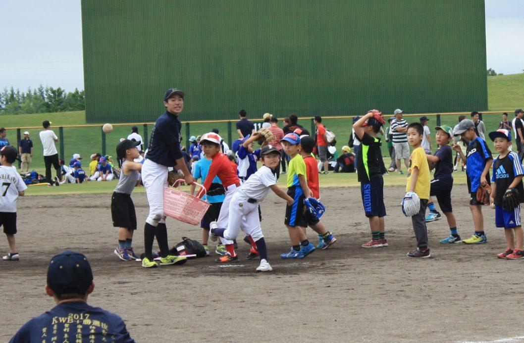 こども野球の日実行委員会 様画像